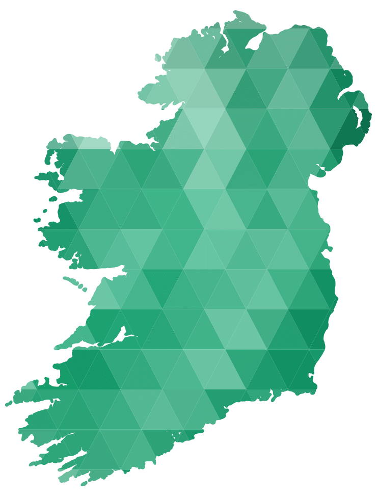 image of Ireland map