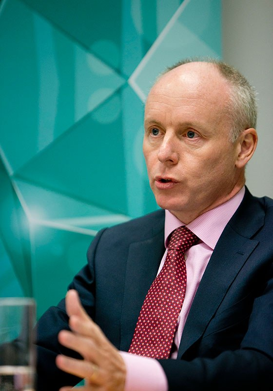 Investment Strategy & Economic Impact Report Launch, July 2015: Kieran Bristow, Head of Investment Strategy