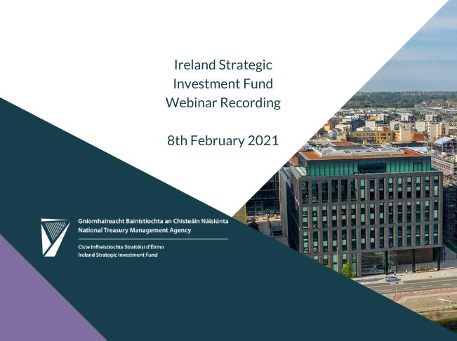 ISIF Webinar - 8 February 2021